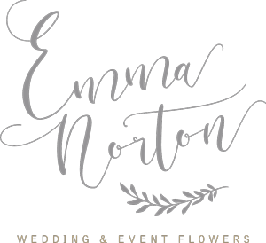 Emma Norton Wedding Flowers
